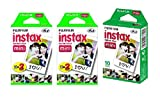 Fujifilm Instax Mini Sofortbildfilm, 10 Blätter (5er-Pack)