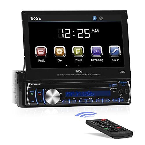 Boss BV9986BI Bluetooth-Enabled In-Dash DVD/MP3/CD AM/FM Receiver
