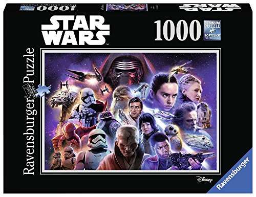 Ravensburger Italy Puzzle Star Wars, 1000 Pezzi, 19775 0