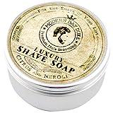 Modern Day Duke Crème à raser luxueuse au parfum d'agrumes et de néroli - la meilleure crème à raser pour réduire les éruptions cutanées et les irritations.