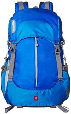 AmazonBasics - Mochila para cámara, para senderistas - Azul