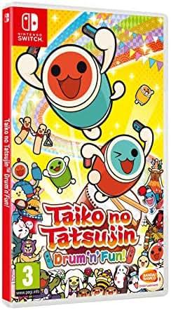 Giochi per Console Namco Bandai Taiko No Tatsujin: Drum'n'Fun!