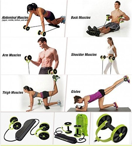Ab Care Xtreme Fitness Resistance Exerciser