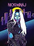 777 Tri-Seven Entertainment Nicki Minaj Poster Music Wall Art Print (18x 24)