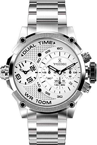 Timecode - Herren -Armbanduhr TC-1003-02