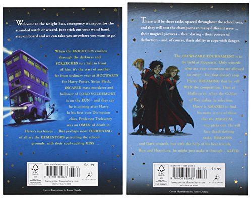 Harry Potter 7 Volume Children'S Paperback Boxed Set: The Complete Collection (Set of  7 Volumes) 13
