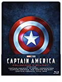 Captain America 1-2-3 Steelbook (Box 3 Br)