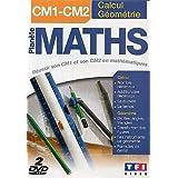 Planète Maths CM1/CM2 : Calcul - Géométrie - Édition 2 DVD