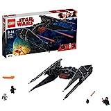 Lego Star Wars 75179 Kylo Ren's Tie Fighter, 630 pezzi