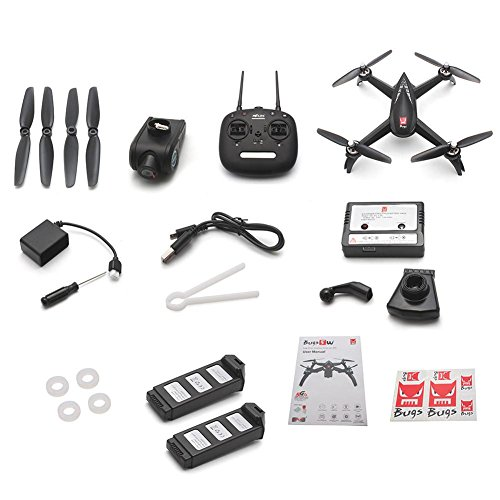 Oddity RC Quadcopter Drone GPS RC Drone Set Modellino con 5 W B5 W 1080 P 5 G WiFi Fotocamera FPV...