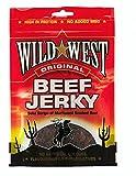 Wild West Beef Jerky Original Slab Style 25g (Case of 12)