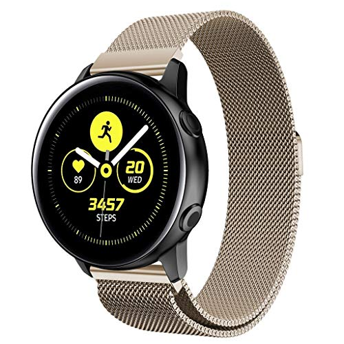 MEIbax-Smart Watch, Orologio Sport Samsung Galaxy Watch Active Braccialetto Fitness Activity Tracker...