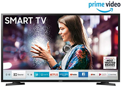 Samsung 80 cm (32 Inches) HD Ready LED Smart TV UA32N4200 (Black) (2019 model)