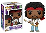 Funko Jimi Hendrix Woodstock Figura de Vinilo, seria Rocks 14352