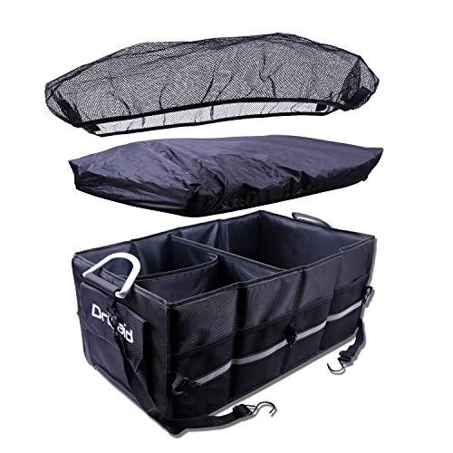 Drivaid Organizer Bagagliaio Auto Organizzatore per portabagagli Impermeabile Pieghevole da Rete di...