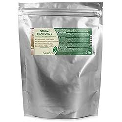 Naissance Bicarbonato de Sodio - Ingrediente Natural - 1Kg