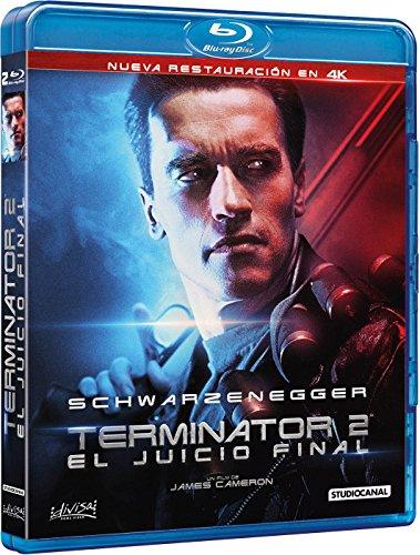 Terminator 2: El juicio final [Blu-ray]