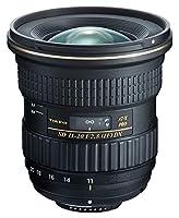 La nouvelle optique AT-X 11-20mm F2.8 est conçue pour les photographes à la recherche d'un grand-angulaire de très haute qualité optique et sans compromis. Optique conçue pour un usage avec Reflex équipé d'un capteur APS-C (DX) - Plage d'ouverture F2...