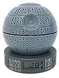 Star Wars Classic Death Star Digital Alarm Clock with Light Up Function …