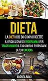 Questo è un libro che fa finalmente chiarezza su cosa, quanto e come mangiare per vivere di più e meglio. Le basi facili facili, per chi proprio non sa cucinare e vuole o deve imparare, seguendo passo passo consigli, gli spunti, ingredienti e procedi...