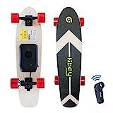 Hiboy S11- Mini Skateboard Eléctrico de 4 Ruedas con Motor Inteligente Skateboards, 7 capas Tablero...