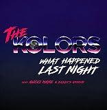 """What Happened Last Night - [Vinile 7"""" 45 giri - Edizione autografata e numerata]  (Esclusiva Amazon.it)"""
