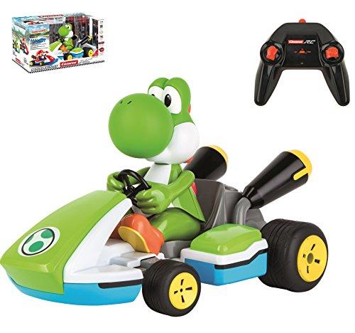 Mario Kart (Tm), Yoshi - Carrera Rc - Race Kart With Sound - 370162108