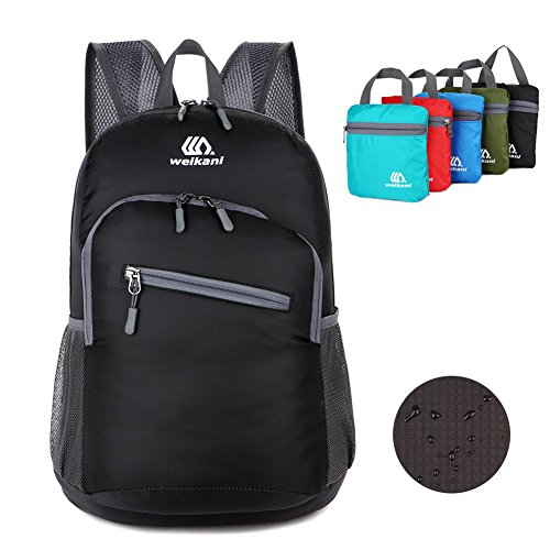 3ff10bcab7fc 18L Ultralight Packable Backpack Foldable Daypack Lightweight Men ...