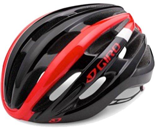 Giro Foray Helmet Bright Red/Black Small