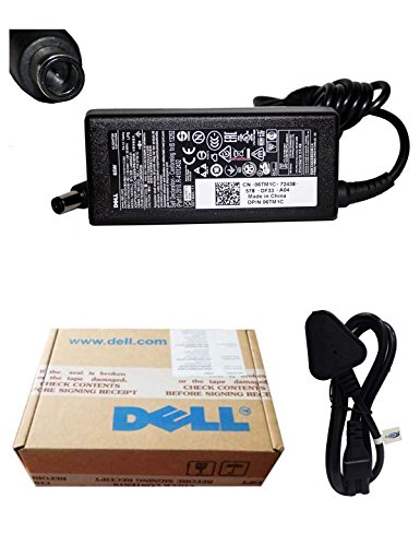 Dell Laptop Adapter Charger 65W 19.5V 3.34A With Power Cable For Inspiron13R N3010 14R N4010 N4110 15R N5010 N5110