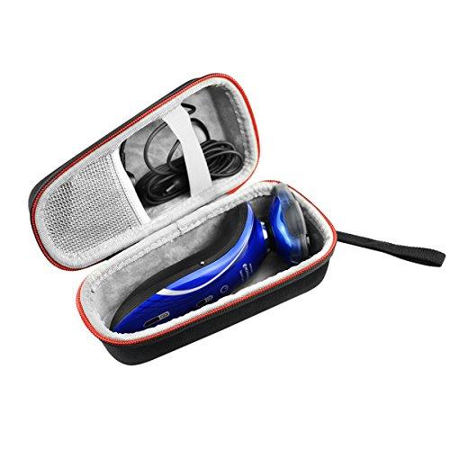 Viaggiare Conservazione il Trasporto Scatola Borsa per Philips Series 5000 AquaTouch S5110/06 S5320/06 S5400/41 S5600/4 S5420/06 Rasoio Elettrico AquaTec Wet & Dry by AONKE