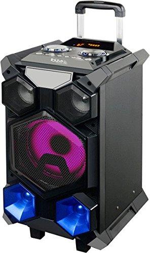 Ibiza SPLBOX350-PORT Altoparlante Portatile con Batteria