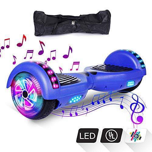 VEVEpower Hoverboard 6.5' Monopattino Elettrico Autobilanciato Self Blance Scooter, 2 * 300W Motore...