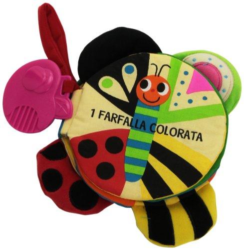 1 2 3. I numeri. Una farfalla colorata. Ediz. illustrata