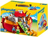 Playmobil 1.2.3 6765 - Arca di Noè Portatile, da 18 Mesi