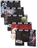 Star Wars packx5, Boxer Bambino, Mehrfarbig (Multicolor A5), 8 anni (Pacco da 5)