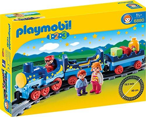 PLAYMOBIL 6880 - Sternchenbahn mit Schienenkreis