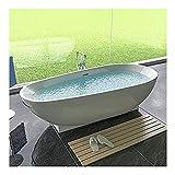 Soporte de diseño de las de acrílico bañera 1800 x 800 x 580 de pie para bañera