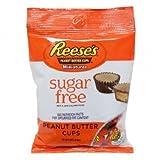 Reese's Erdnussbutter Cup Sugar Free Minis 3 oz, 3er Pack  (3 x 85g )