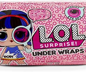 L.O.L. Surprise! - Under Wraps Serie Espia Muñeca con Disfraz, 15 Sorpresas, Multicolor, Modelo surtido (MGA Entertainment 552055E7C)