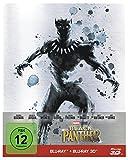 Black Panther - Steelbook  (+ Blu-ray 2D)