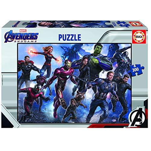 Educa Borras-300 Infinity War 2 (Avengers 4) Puzzle, Colore Vario, 18098