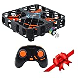 Fancywhoop 2.4 GHz Micro Quadcopter Box mit WiFi FPV Kamera 6-Achsen Gyro 4 CH Super Mini RC Drone Höhe Hold Headless Modus