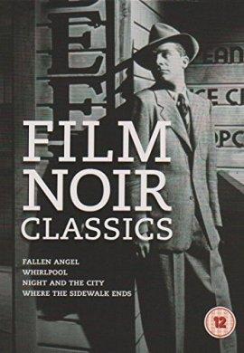 Film Noir Classics DVD 1945