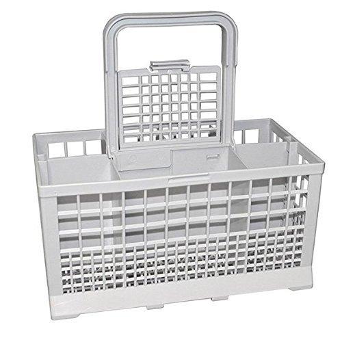 Cestello posate universale per stoviglie lavabile in lavastoviglie 60 cm di larghezza - Dimensioni:...
