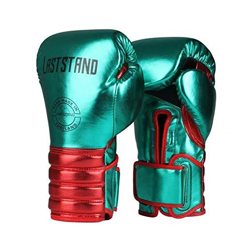 XJST Boxe Guanti in Pelle Pu Kick Boxing Guanti Muay Thai MMA Guanti Maschio Adulto Femminile Sanda...