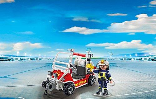 PLAYMOBIL 5398 – Feuerwehrkart - 2