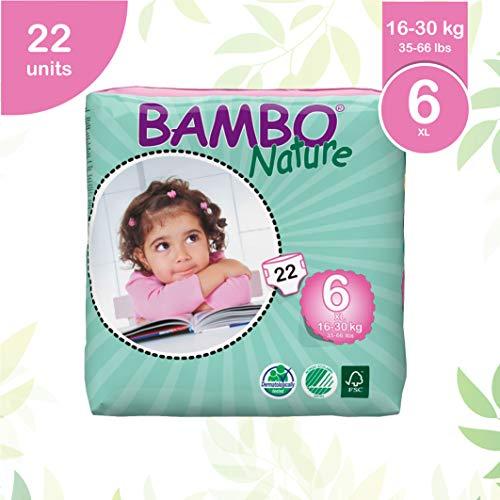 Bambo Nature Pannolini ecologici (16-30kg)
