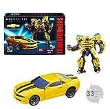 Transformers-C0892-Figurine-Masterpiece Movie Serie 10éme Compleanno-Bumblebee