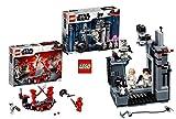 Star Wars Lego 75229 Flucht vom Todesstern + LEGOStar WarsTM 75225 Elite Praetorian GuardTM Battle Pack